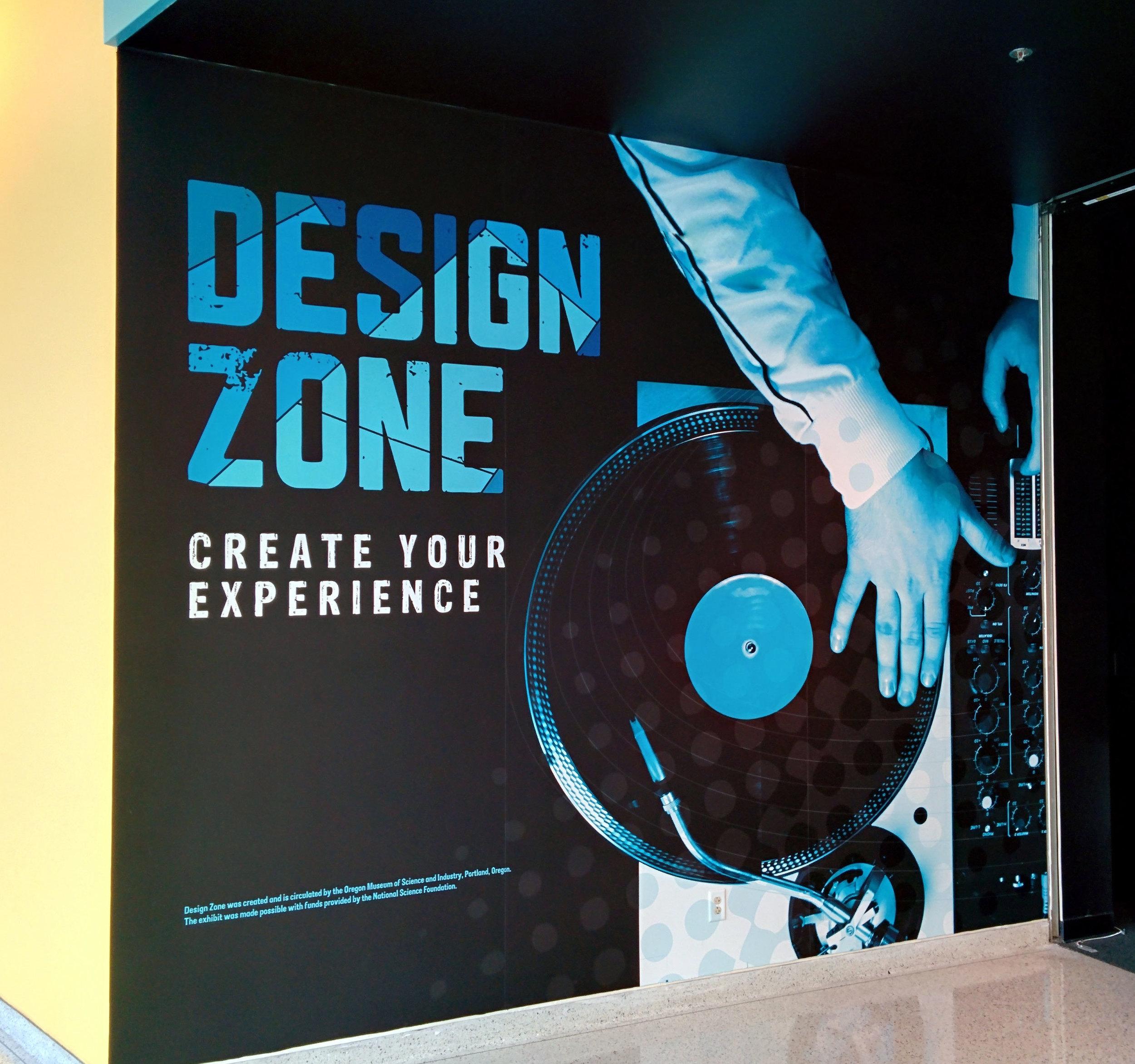 California Science Center Design Zone