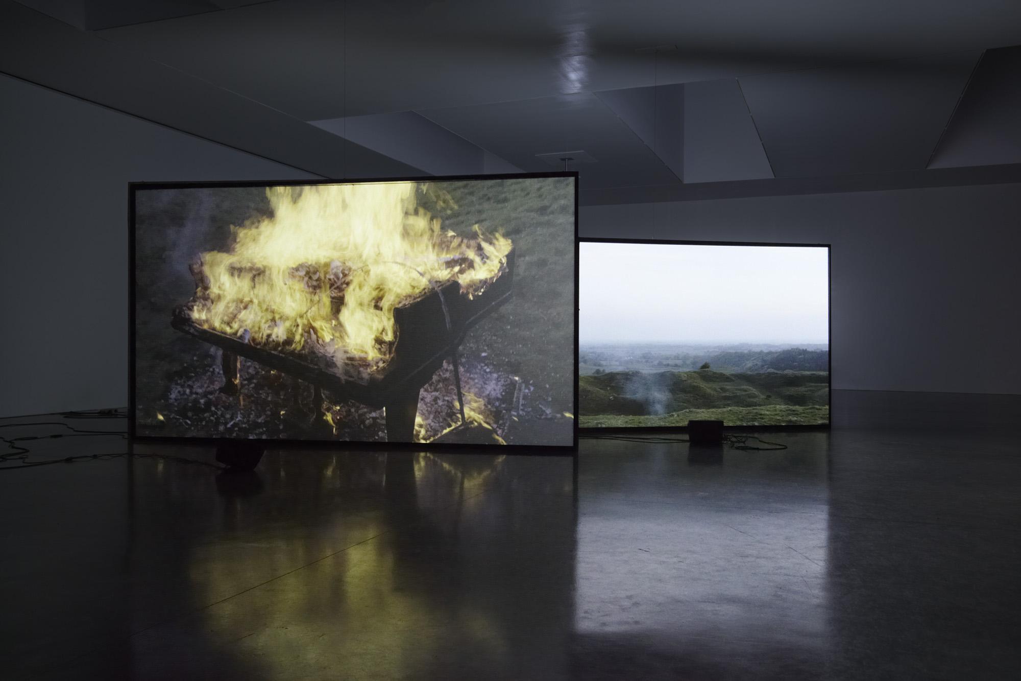 Douglas Gordon, Gagosian Gallery