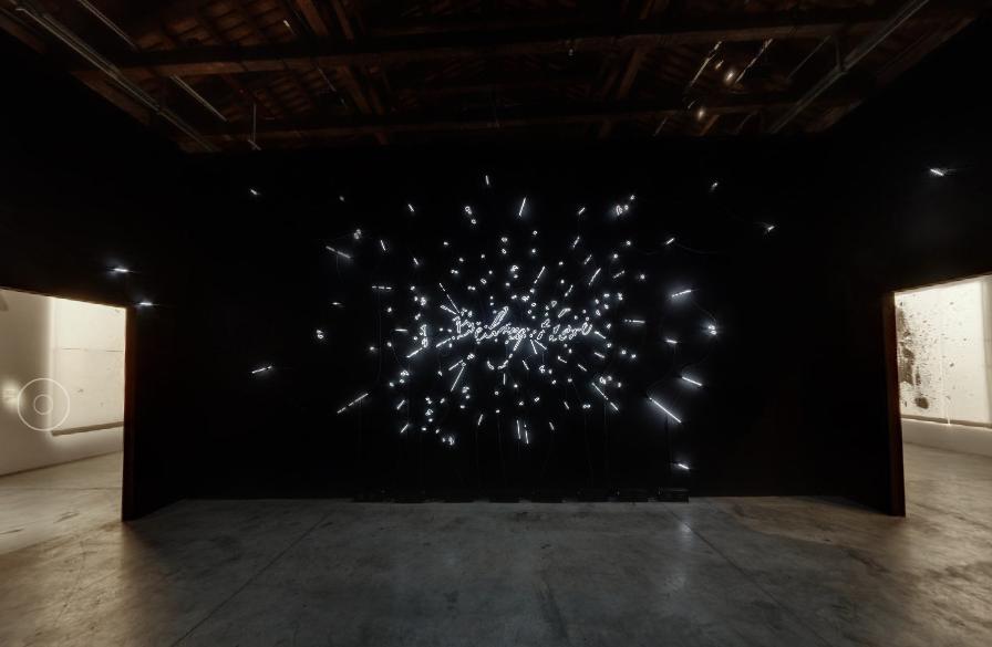 Tavares Strachan:  Polar Eclipse,  Bahamas Pavilion, Venice Biennale, 2013