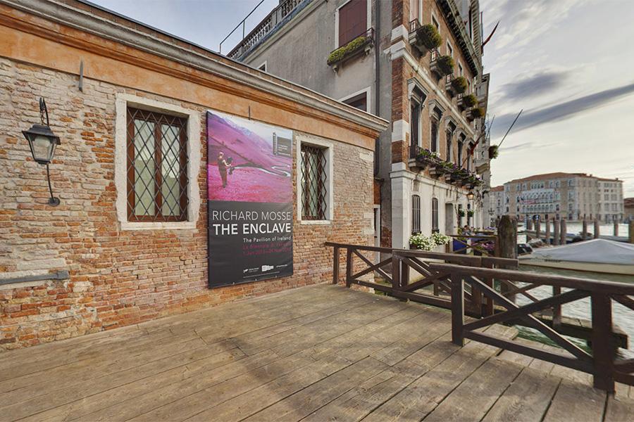 Richard Mosse,  The Enclave,  Ireland Pavilion, Venice Biennale, 2013