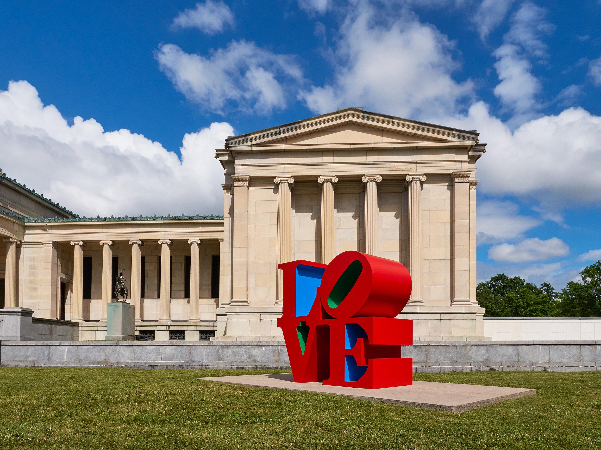 Robert Indiana: A Sculpture Retrospective
