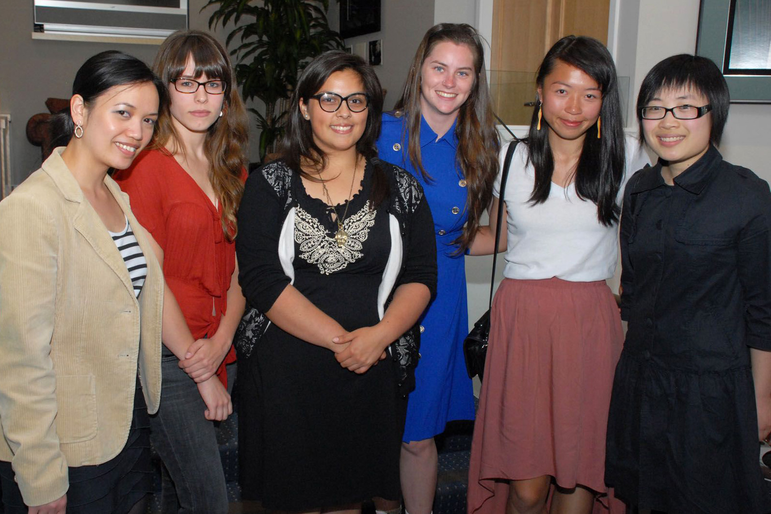 These six accomplished and promising young artists were awarded Sausalito Art Festival Foundation scholarships of $2,500 to support their studies and work.