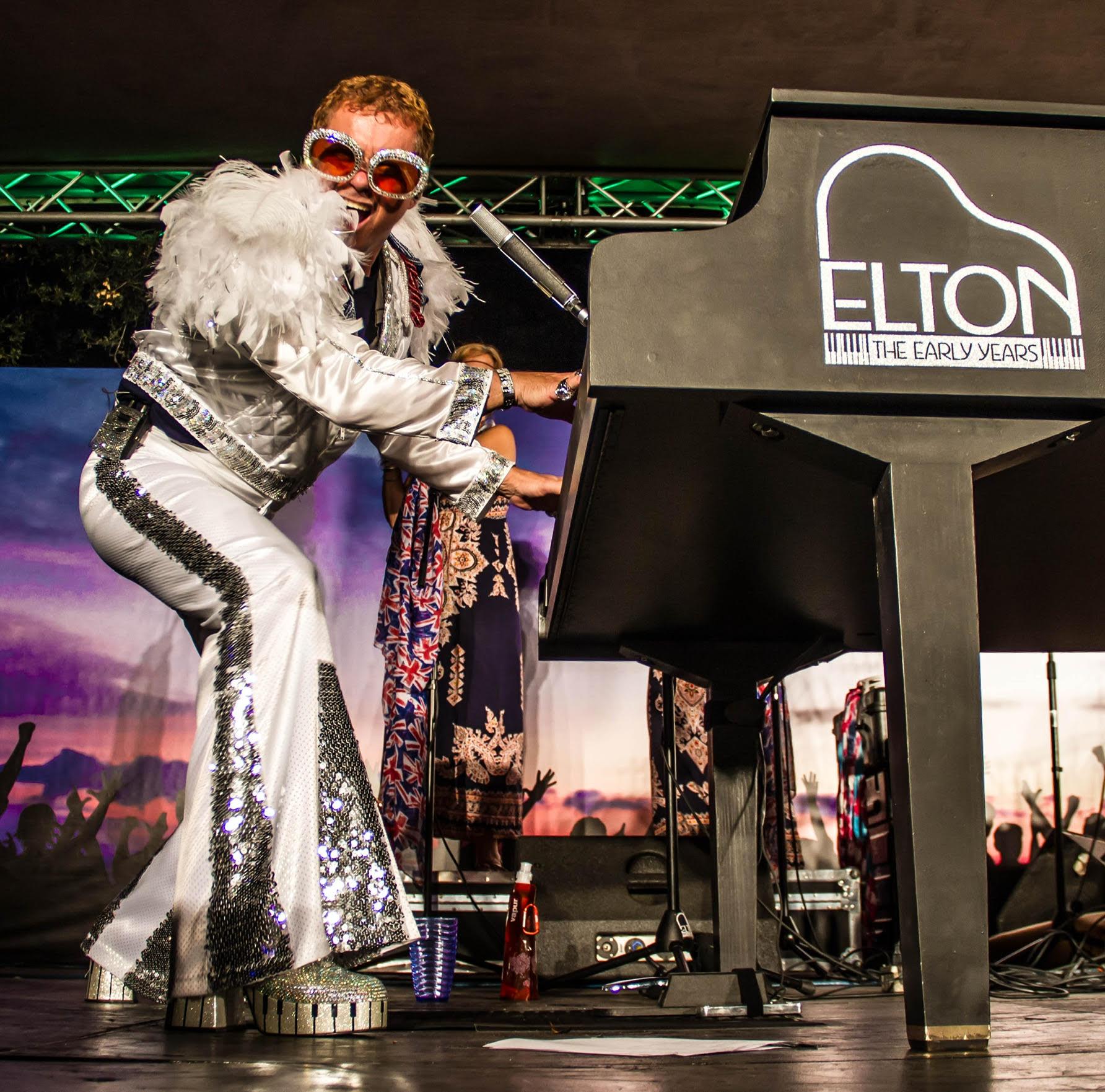 Kenny Metcalf (Elton John Tribute)
