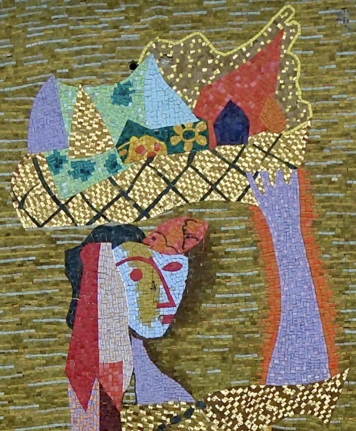 Jean Varda Mosaic