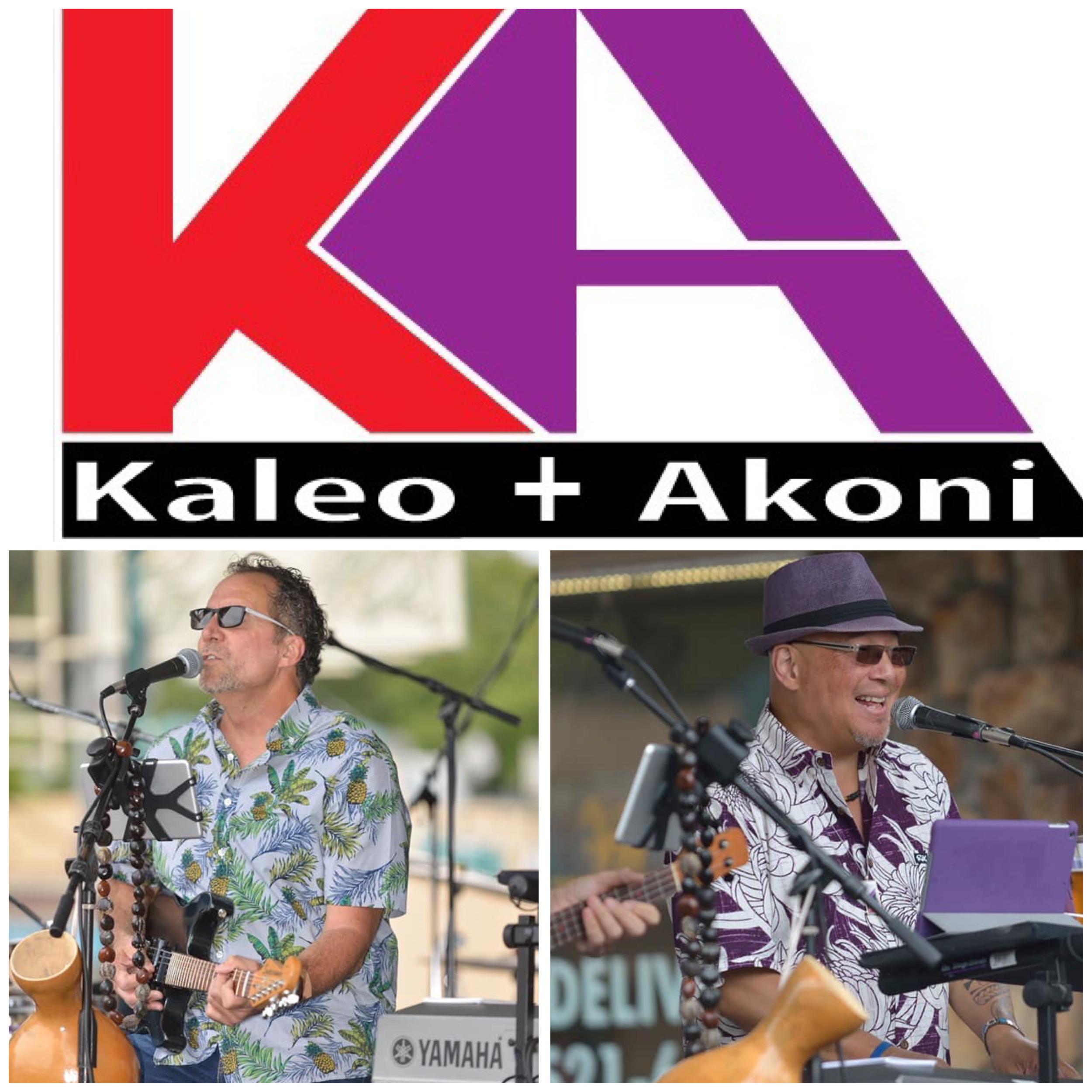 Kaleo + Akoni