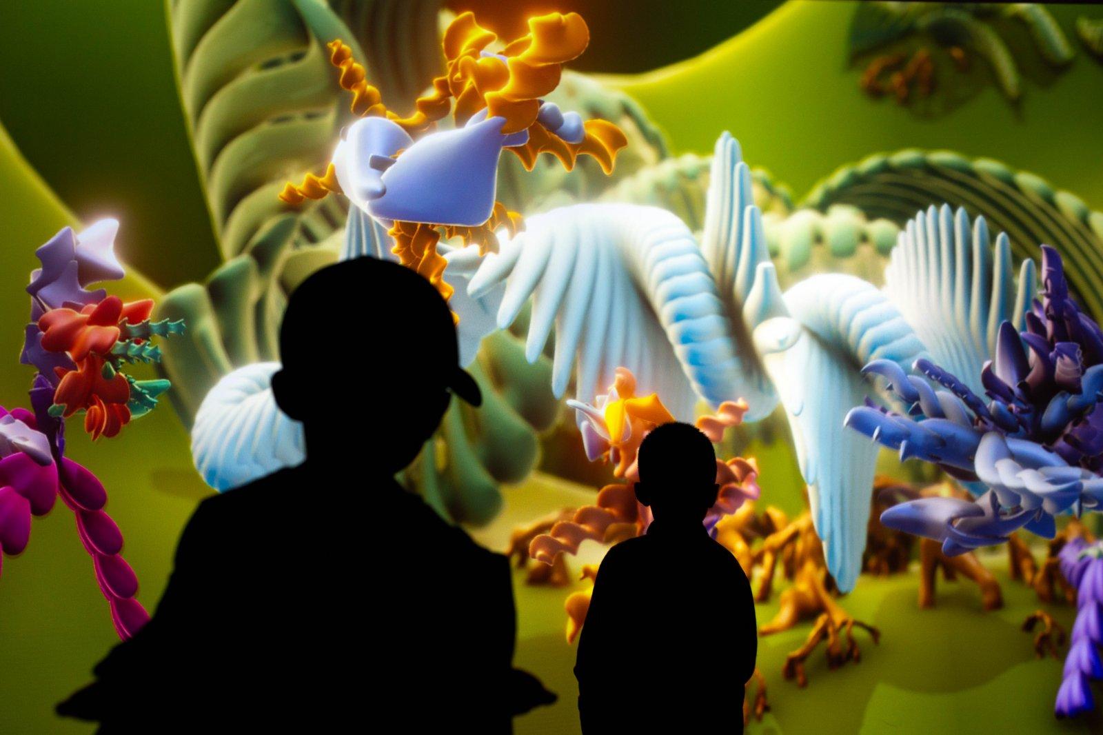 Interactive Art - Marpi Studio