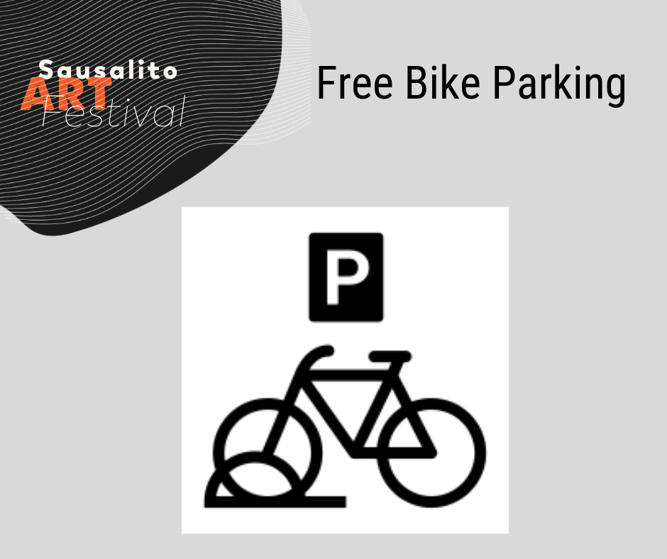 Let's ride - Free, secure, bike parking is available on the south side of the Festival grounds. Look for the bike parking signs near the Bay Model building.