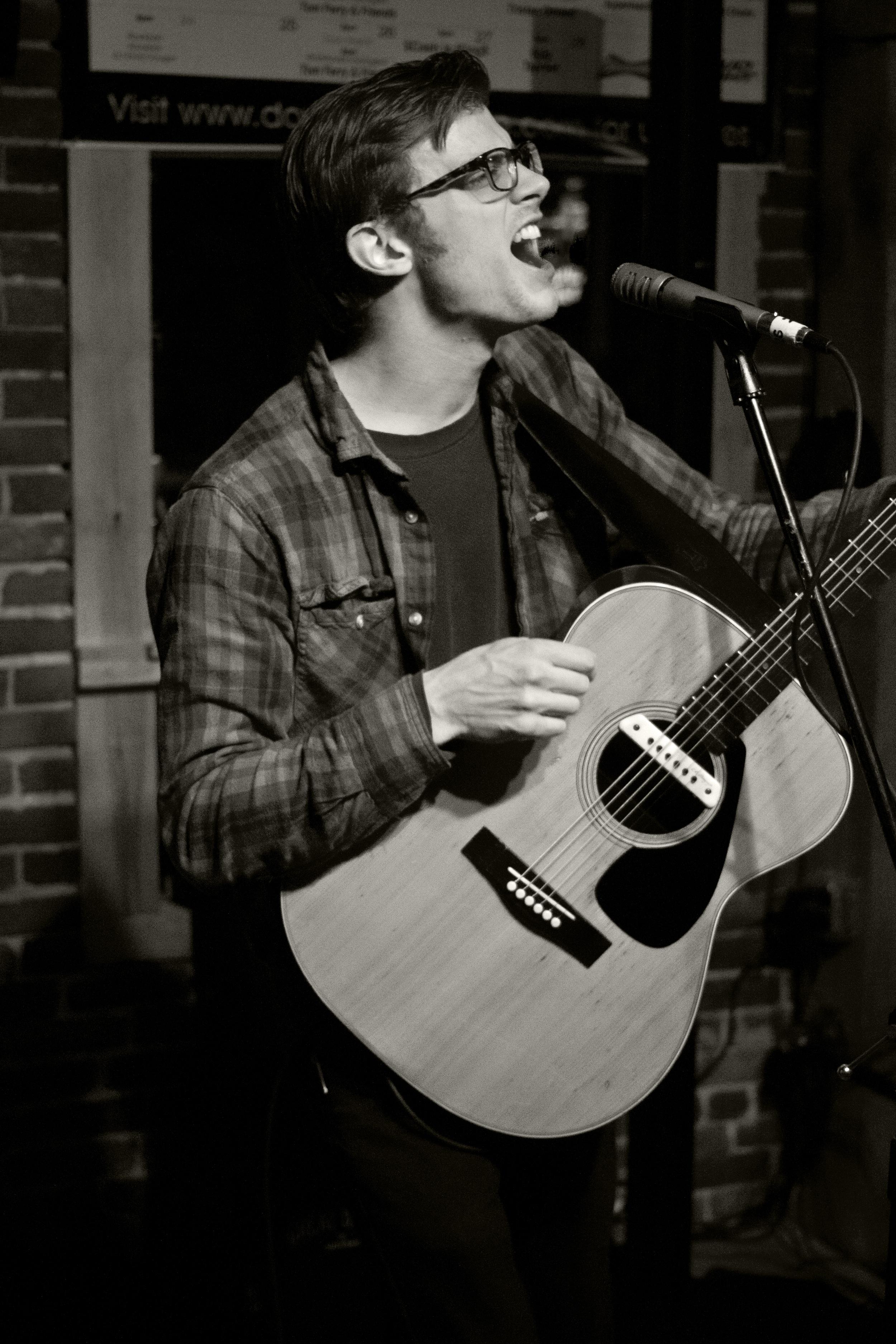 Singer/Songwriter Tristan Omand