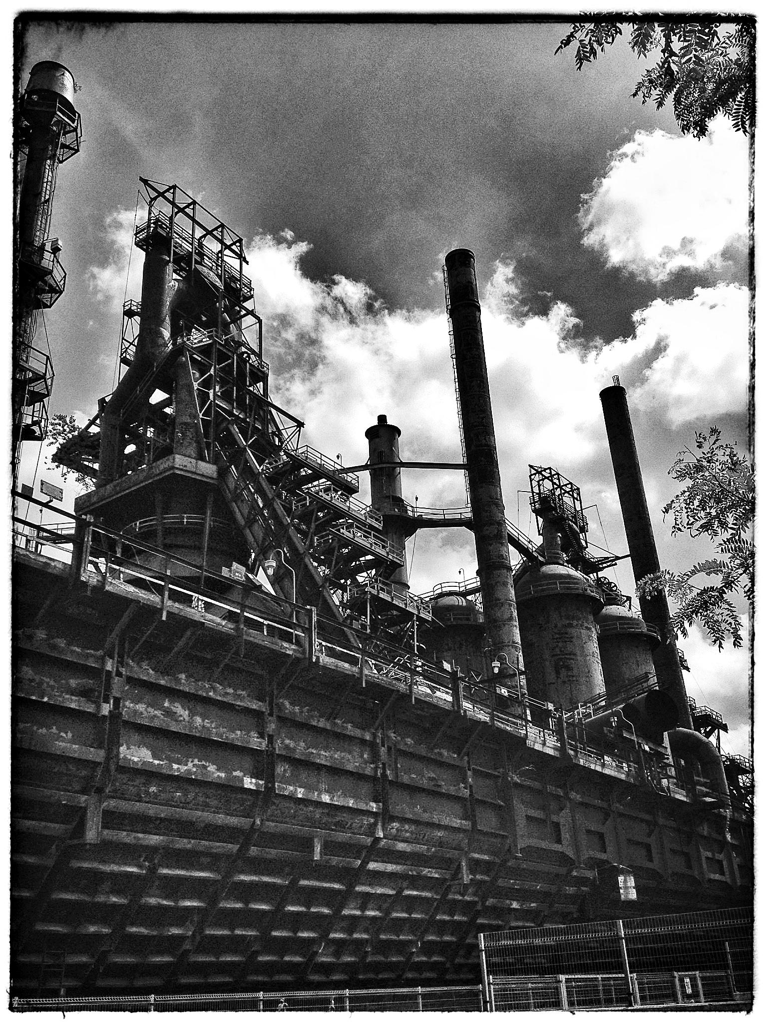 Bethlehem Steel Stacks