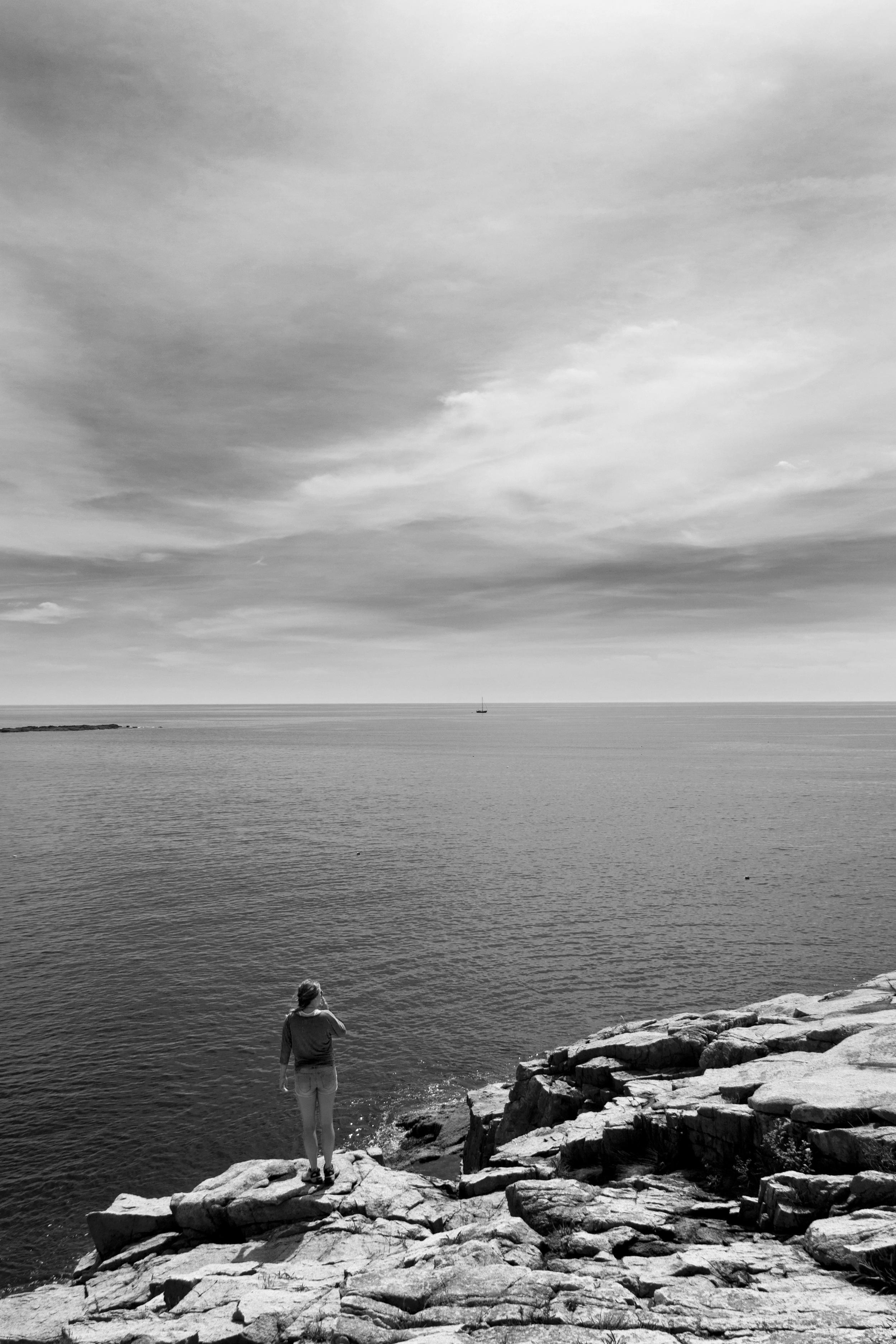 Rocky Coast - Acadia National Park