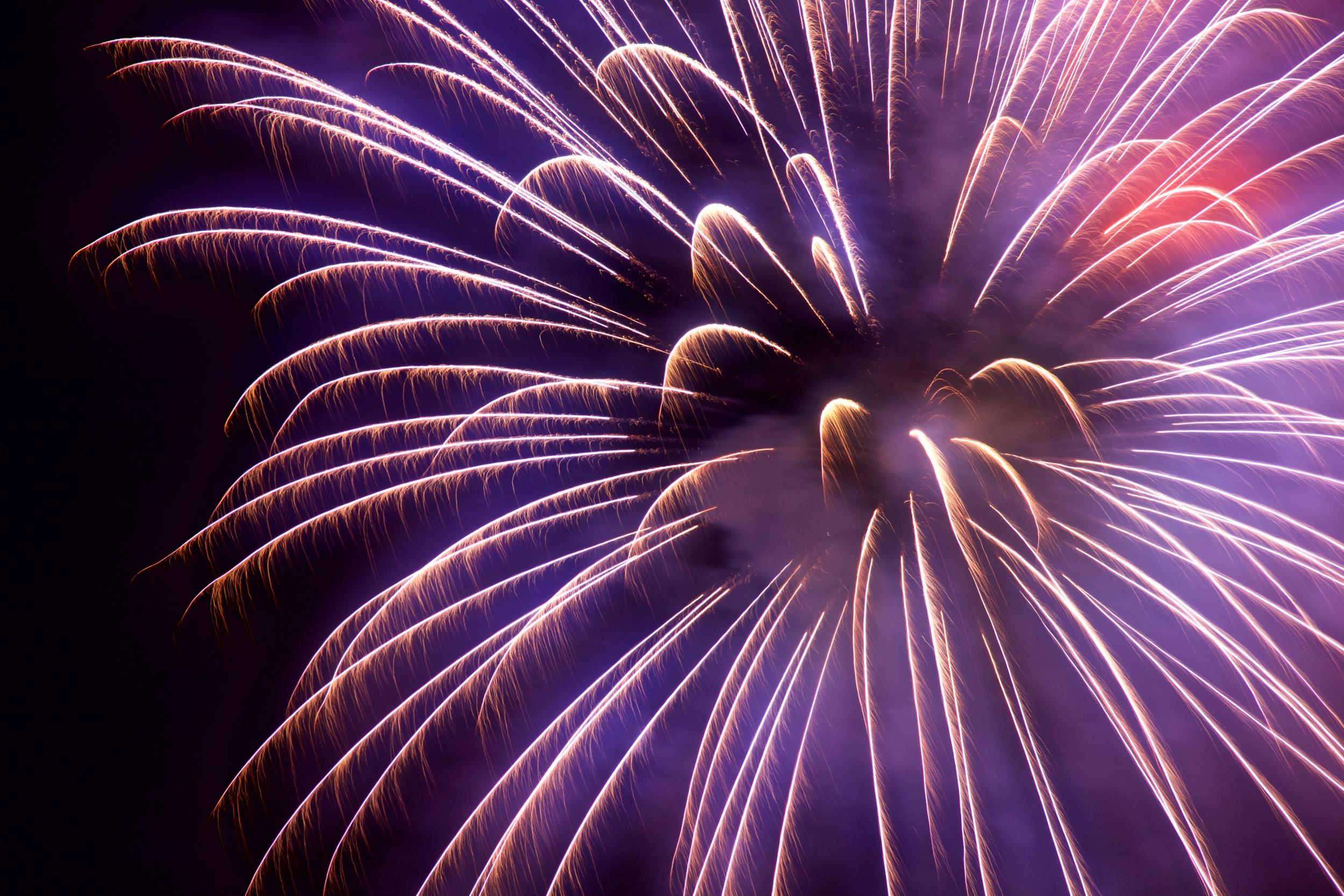 Nashua Fireworks 2015