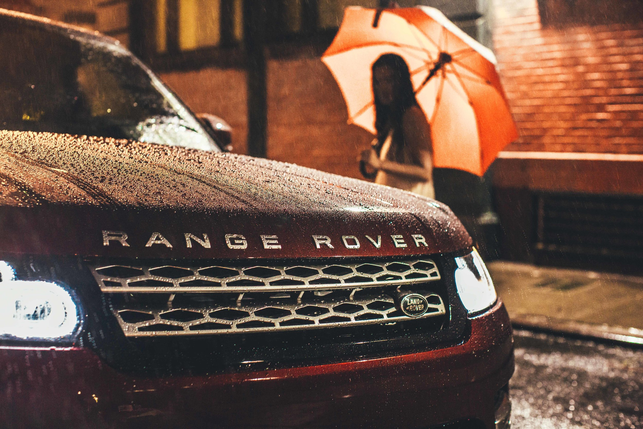 Commissioned by Land Rover for visual direction and content creation for the Range Rover Sport car model.