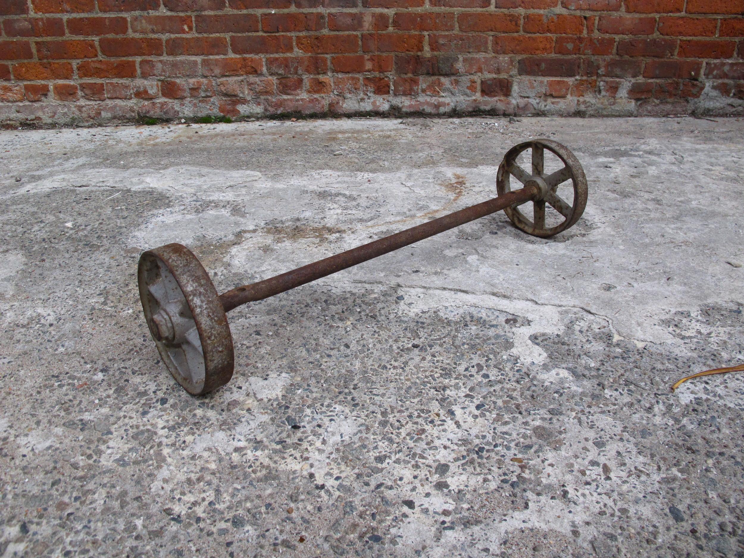 Wheel Axle $55
