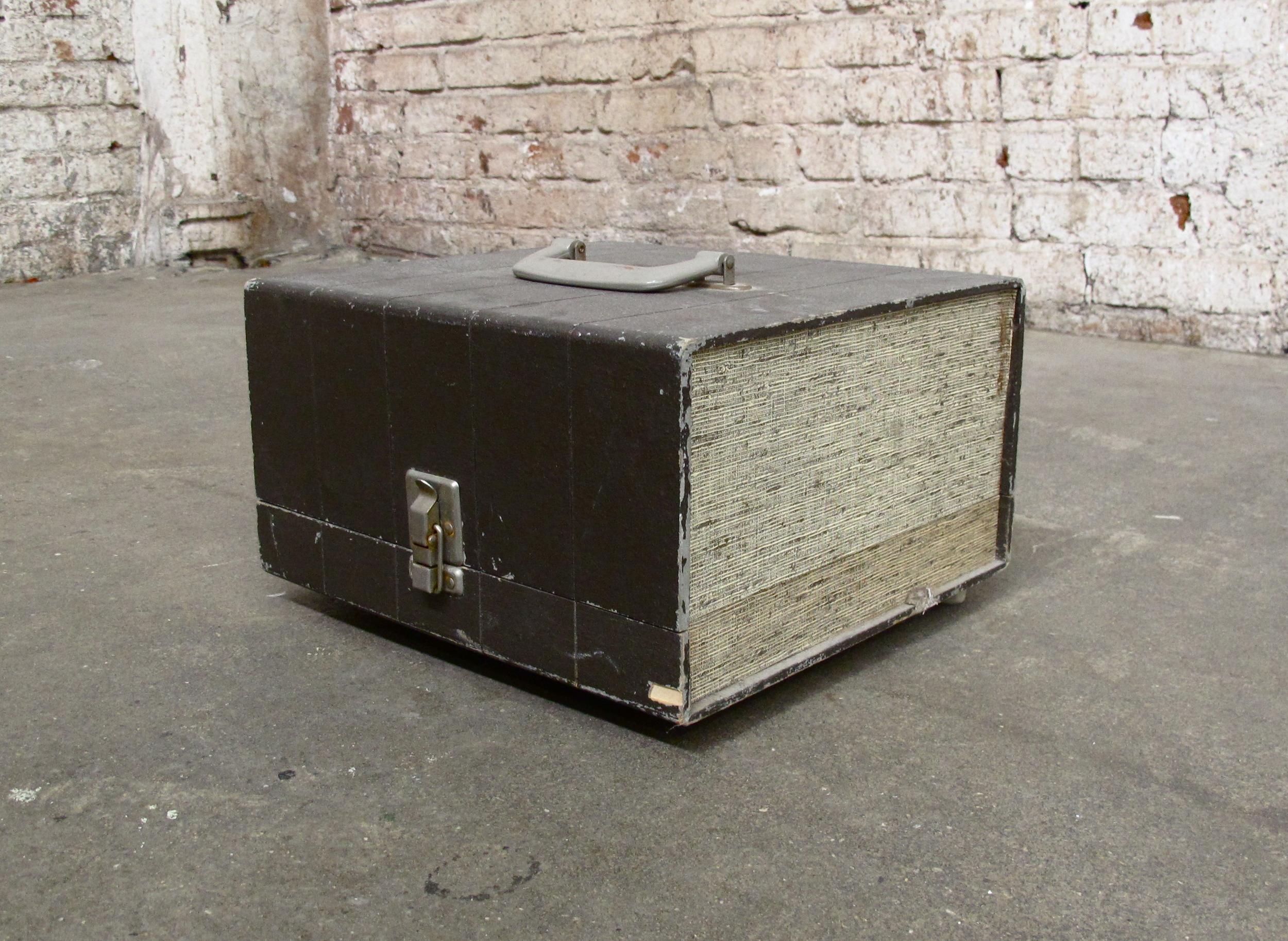 Black Big Top Case $60