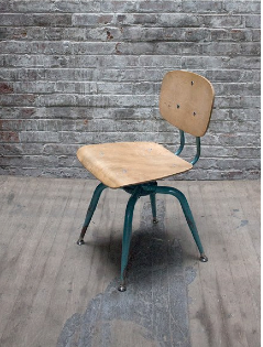 RSS Child's Chair $30