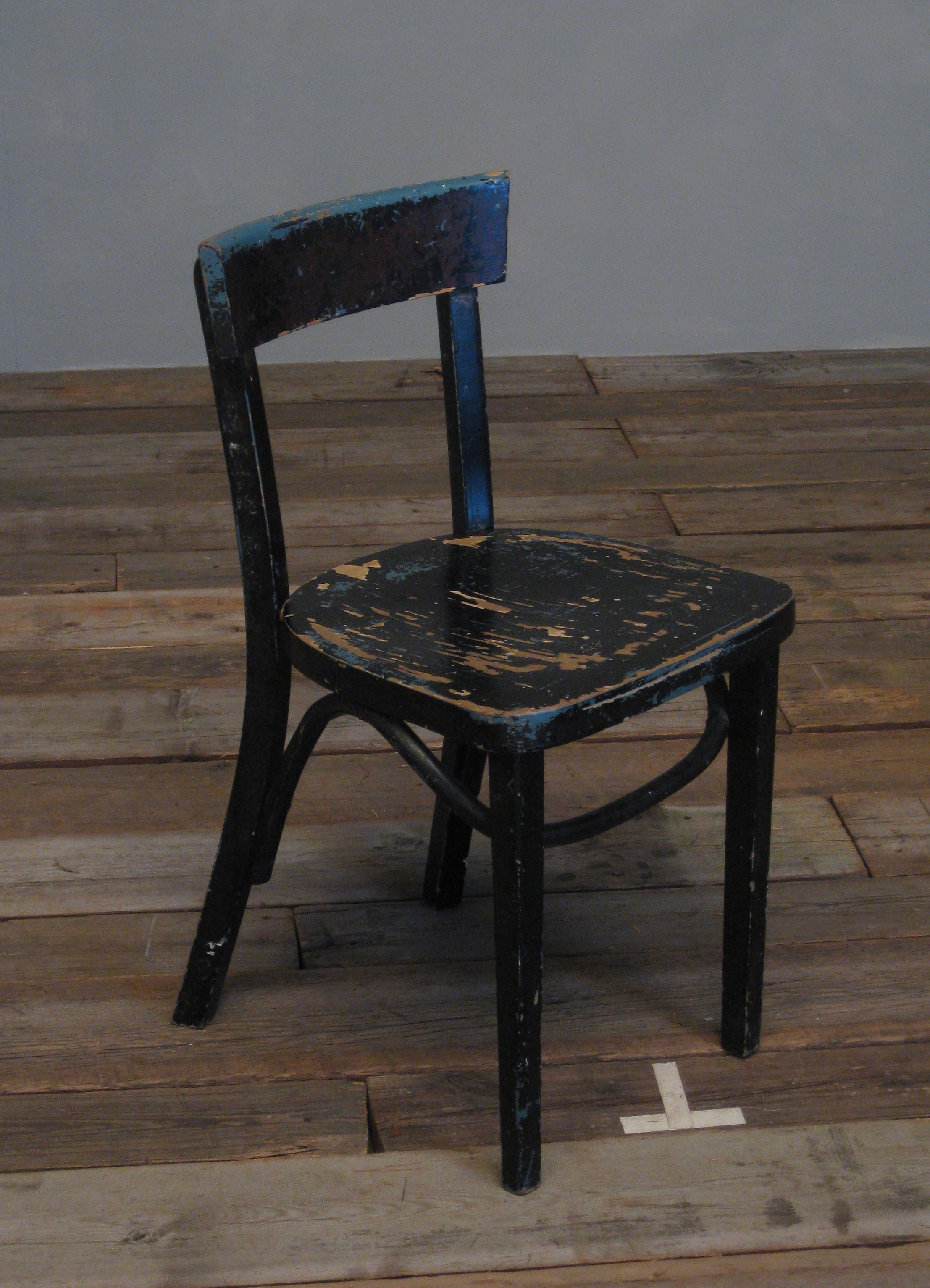 RSS Distressed Cafe Chair $60