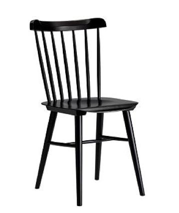RSS DWR Black Chair $60
