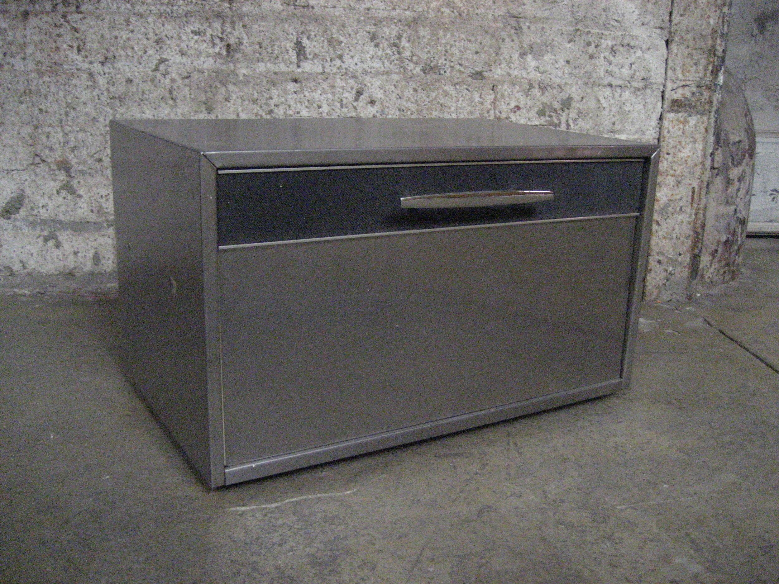 Silver Bread Box $50