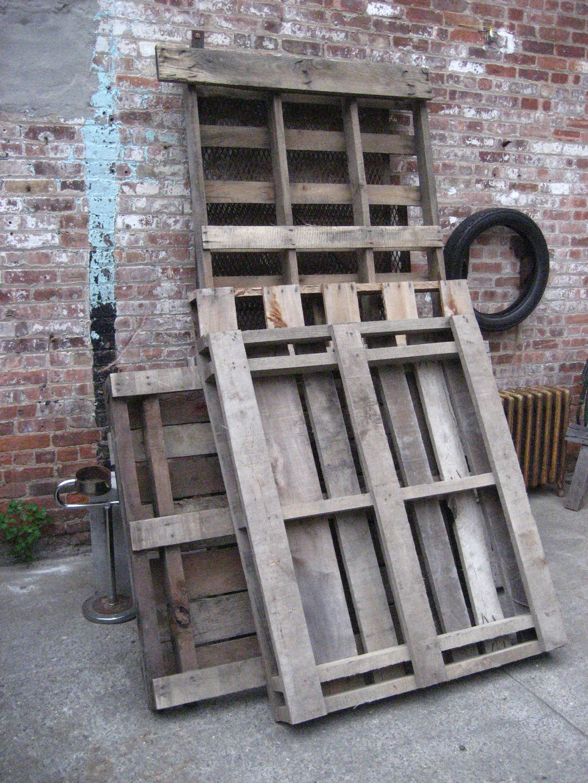 Wooden Pallets $40/ea