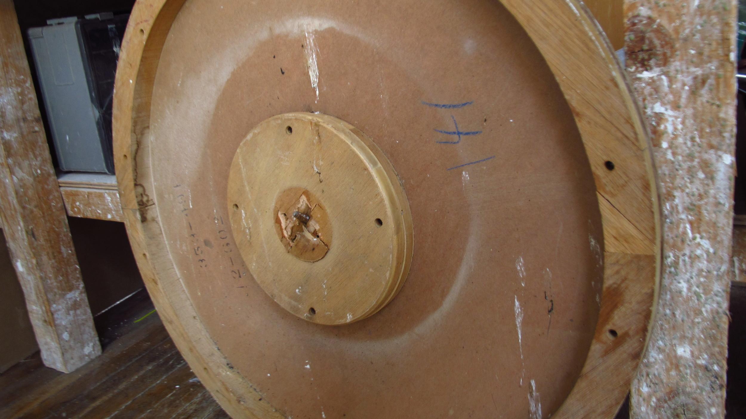 Potter's Wheel - back $80