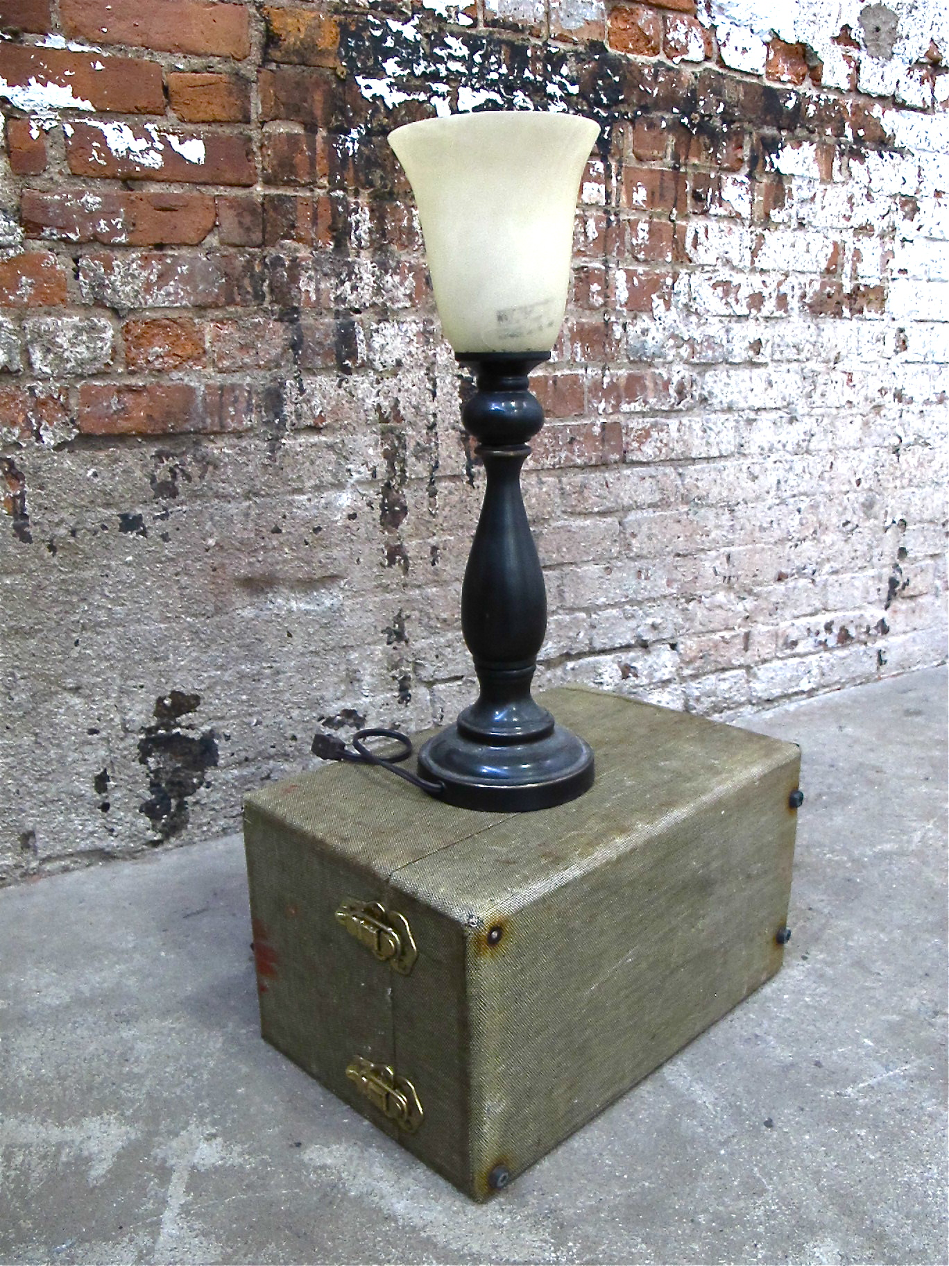 Candlestick Lamp $60