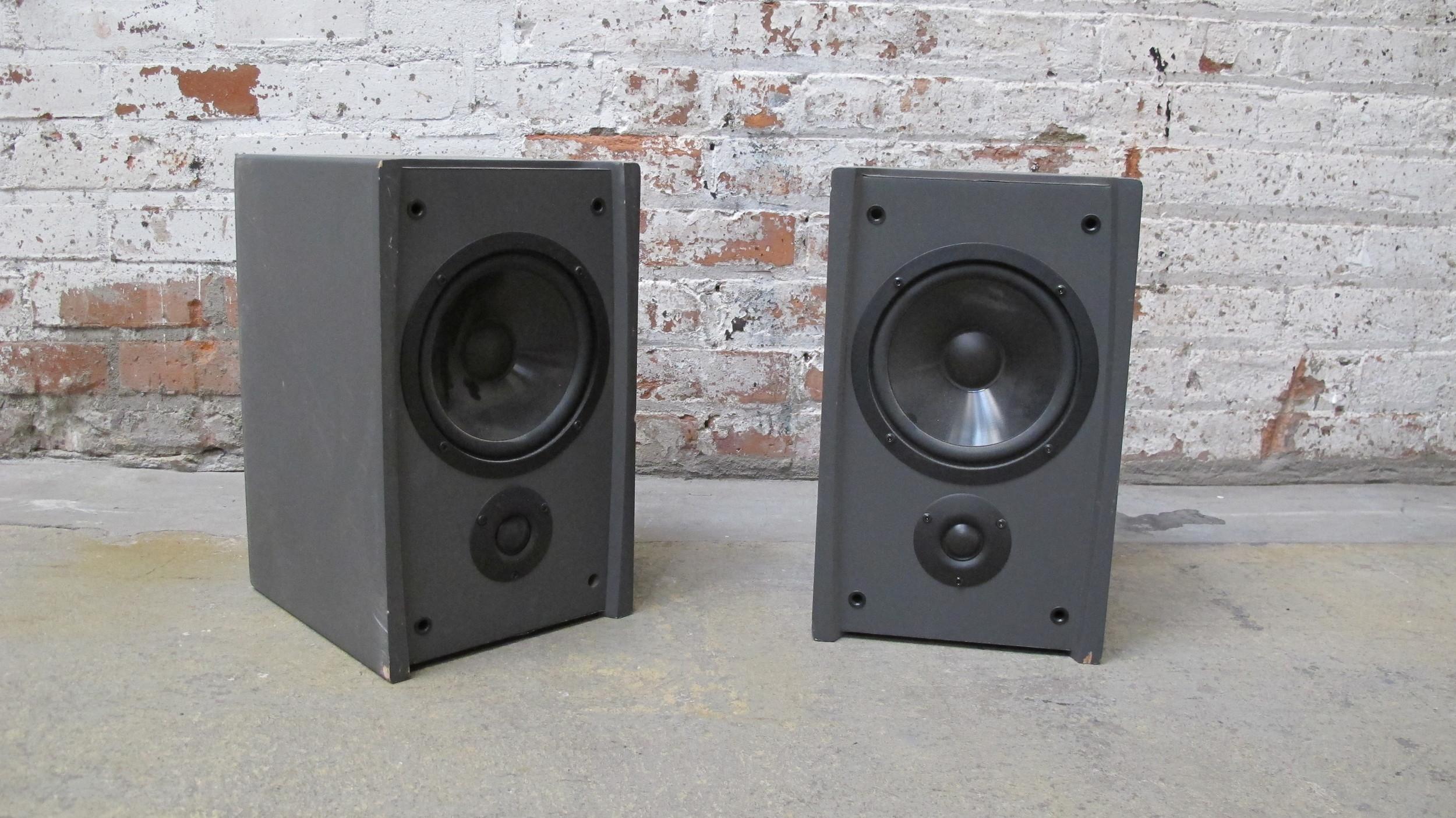 Grey Speakers $48/ea
