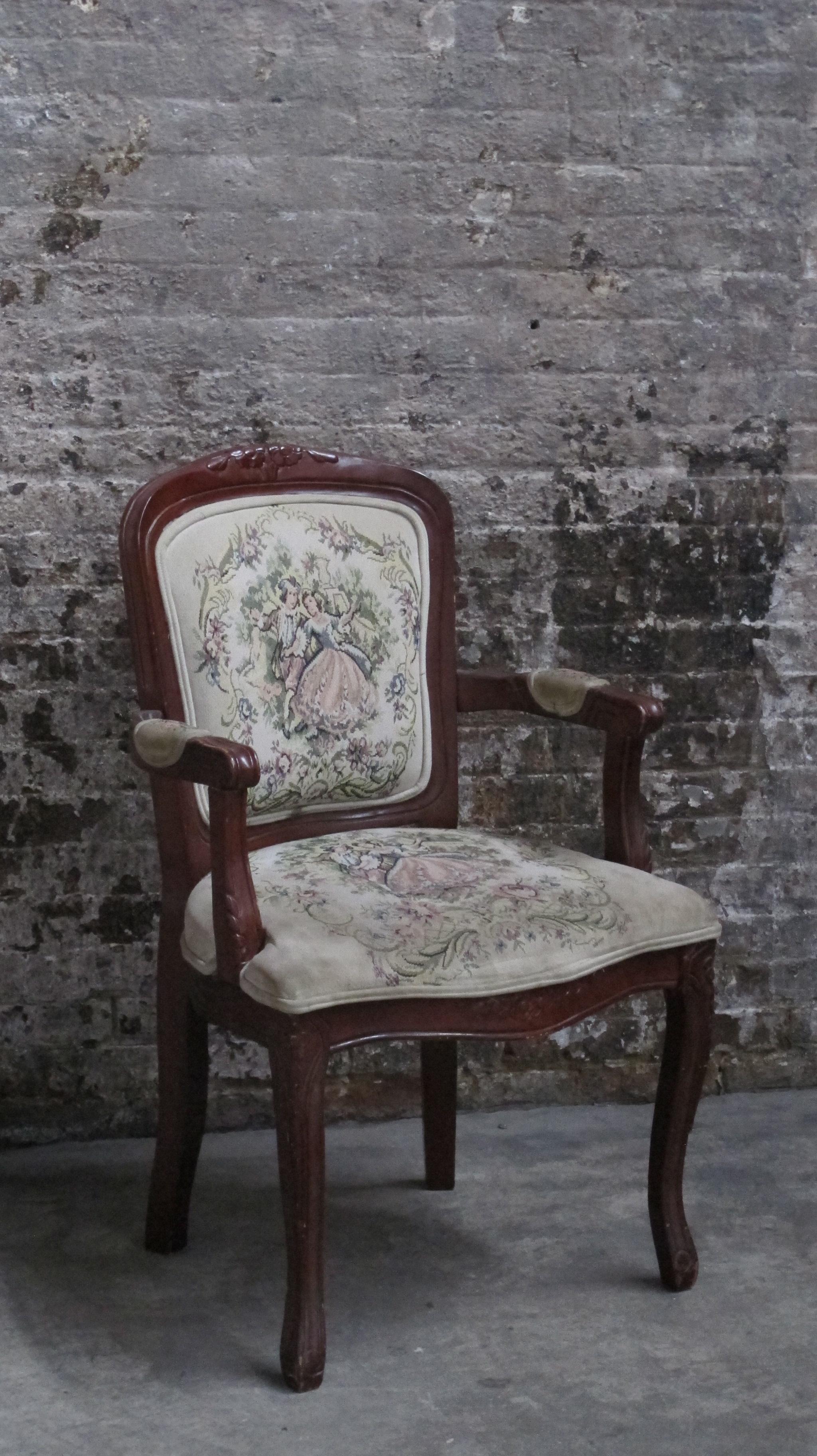 third sister chair $100