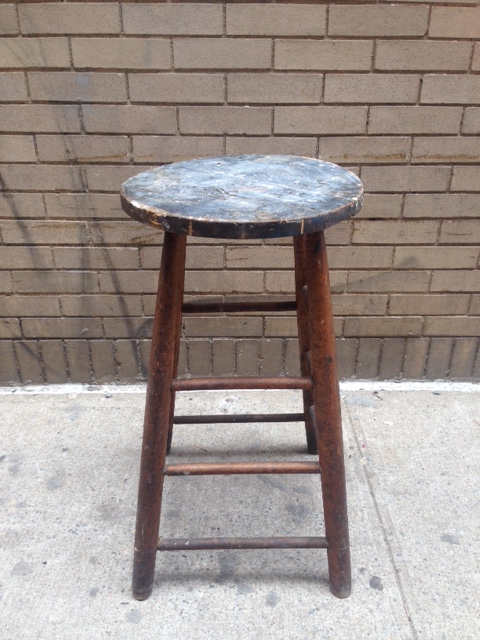 "RSS 28"" high stool $54"