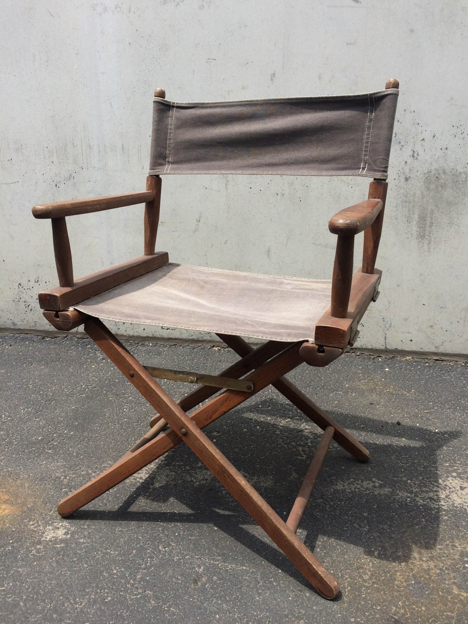 RSS Antique director's chair $50