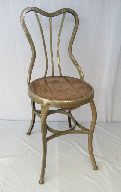RSS Distressed Toledo chair $75