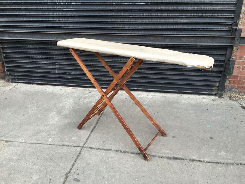 CN vintage ironing board $40