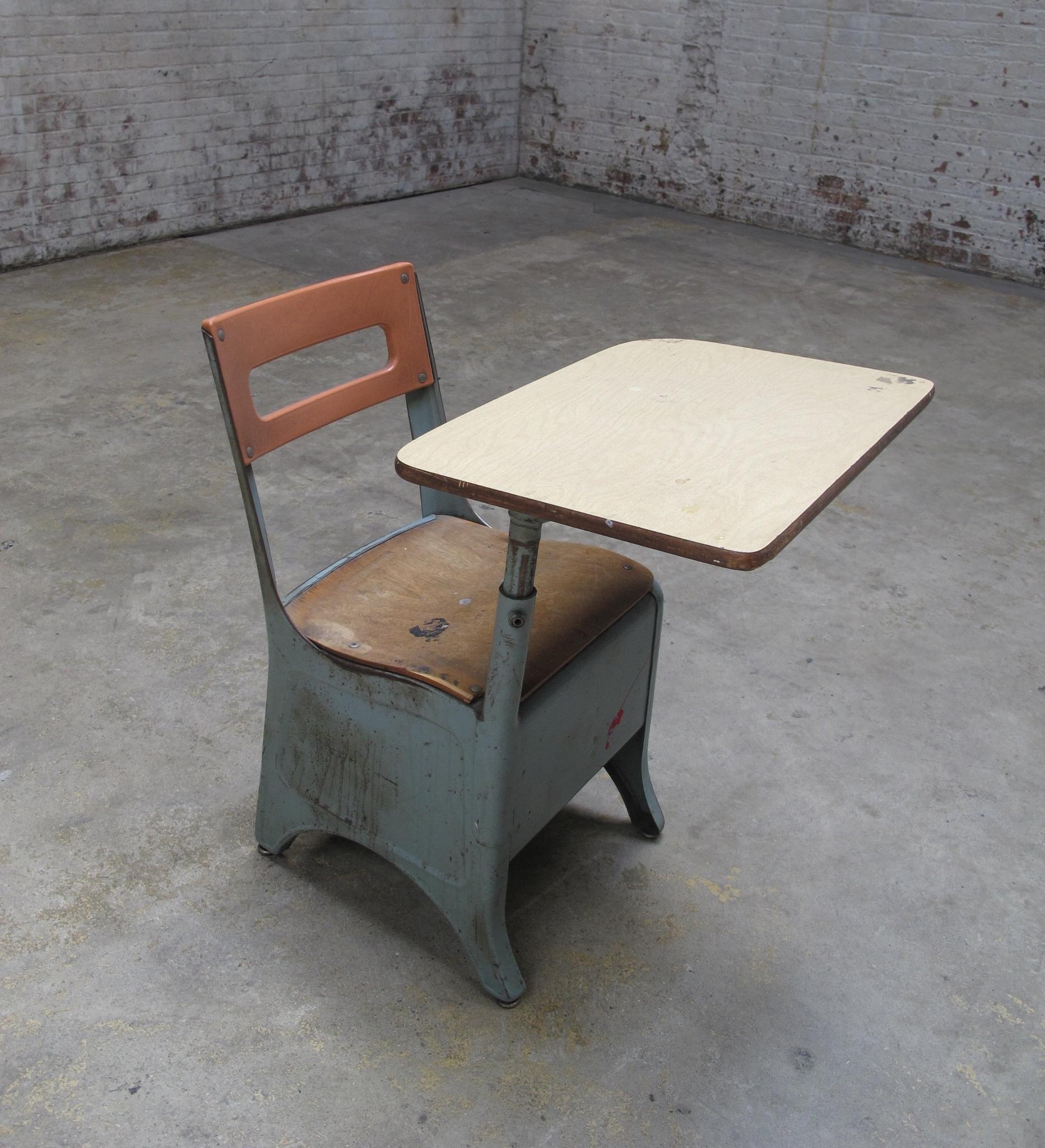 School Desk Chair $80