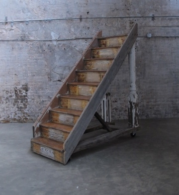 "Custom-Made 9-Step ""House Staircase"" $375"