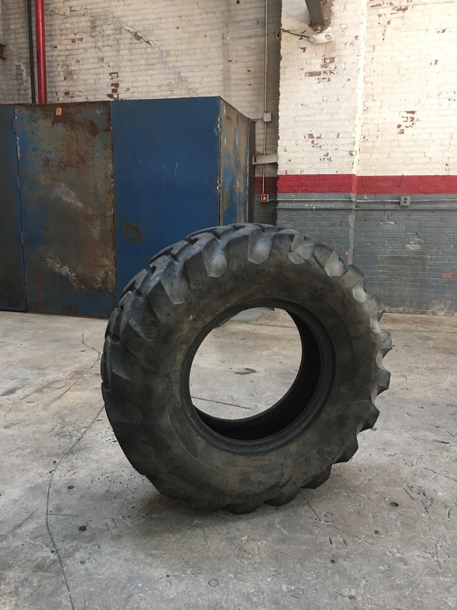 Truck Tire $60