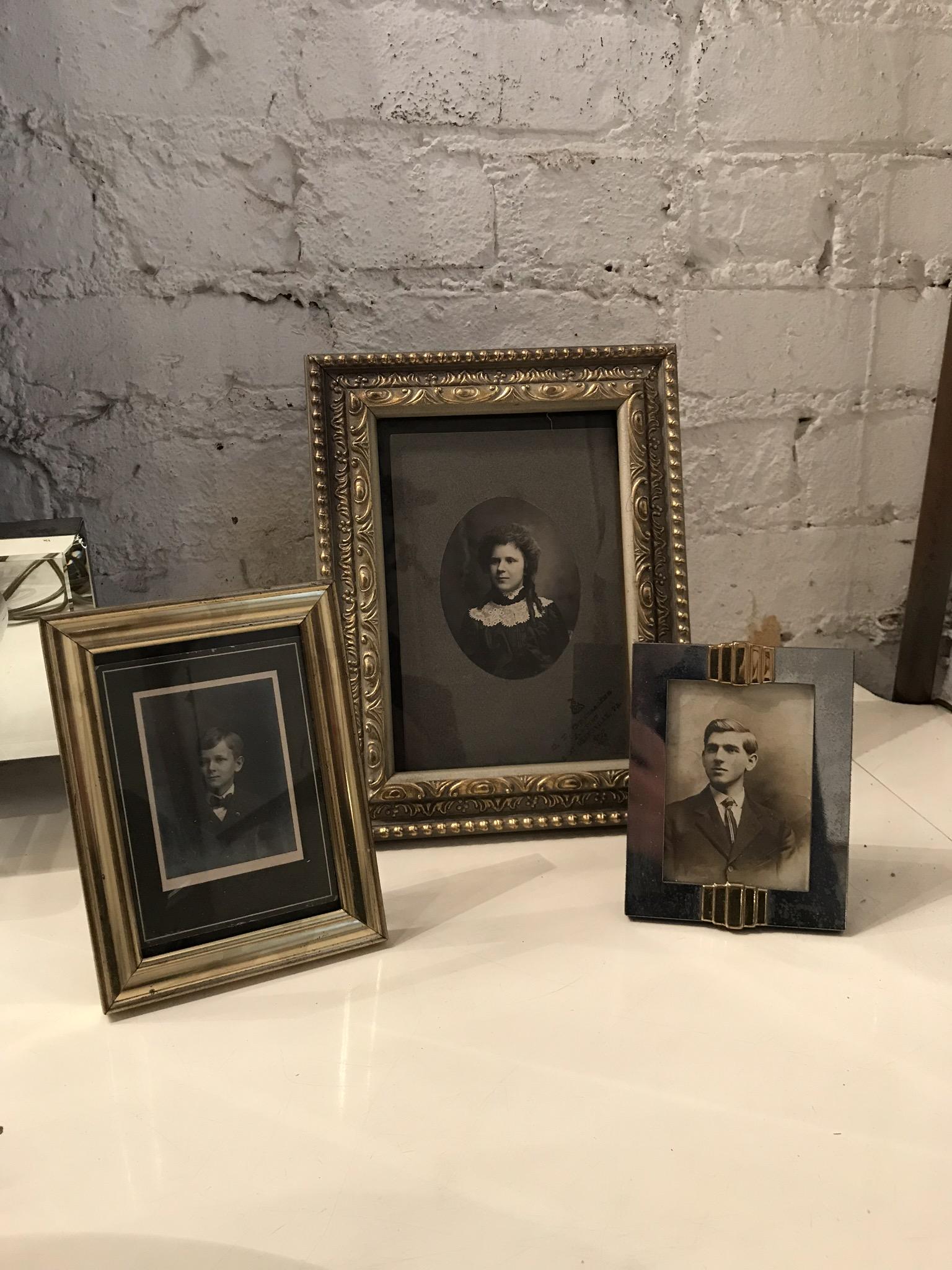 Small Framed Portraits $40/ea