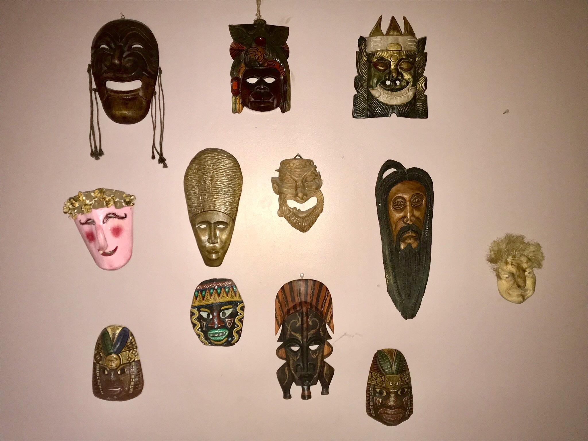 Masks $30-100