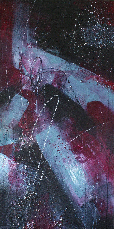 Vozy, 12x24, acrylic on canvas