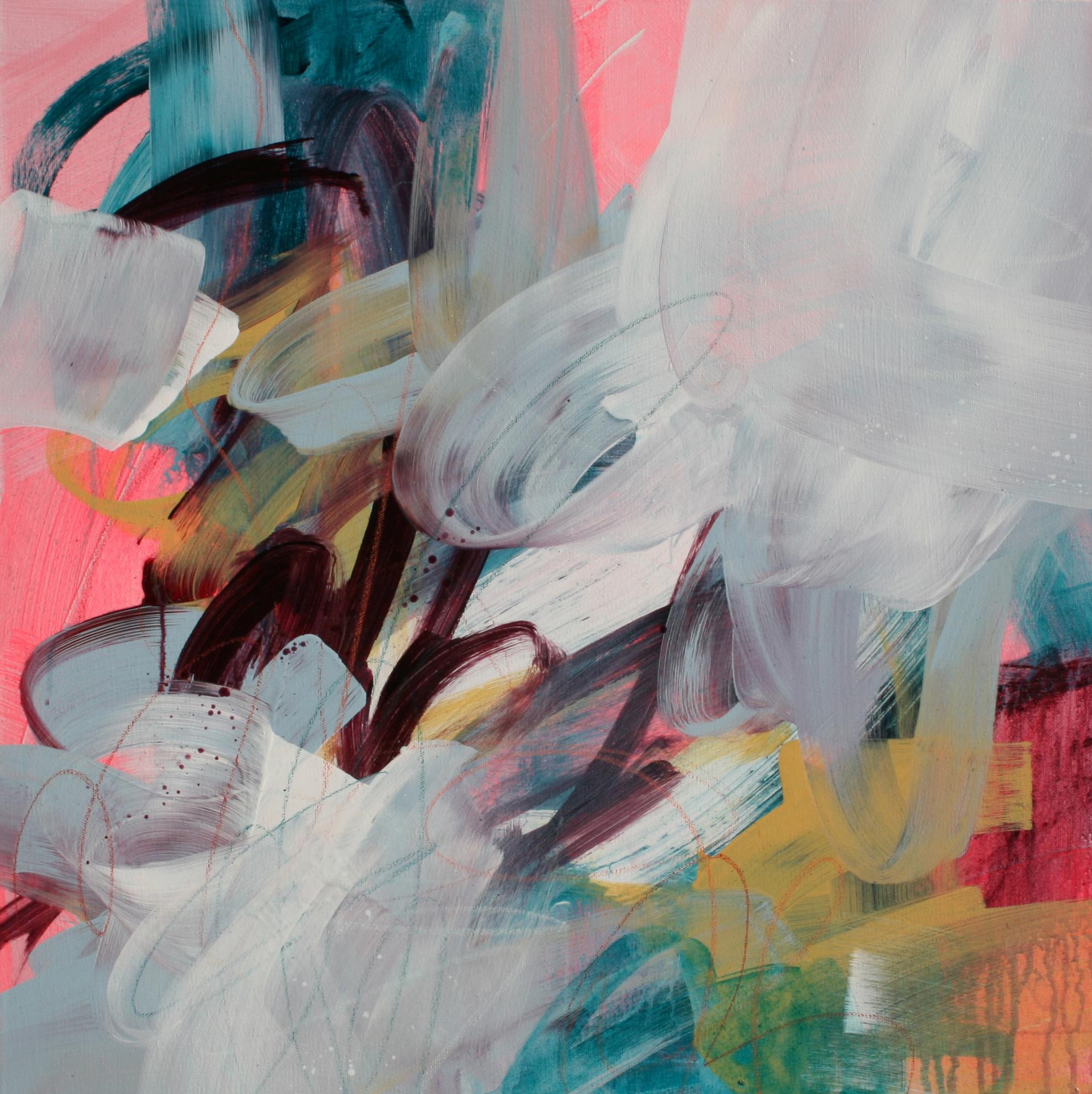 Igzeedoo, 24x24, acrylic on canvas