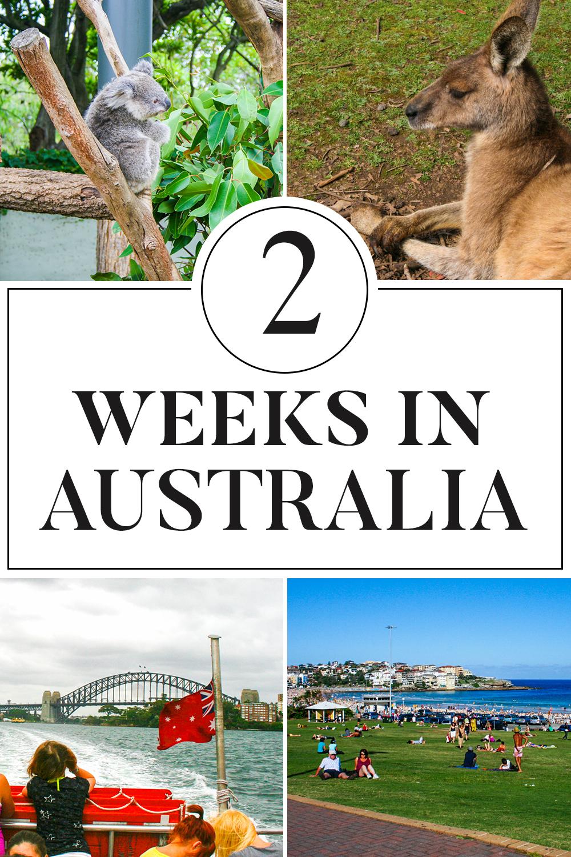 2 Weeks in Australia