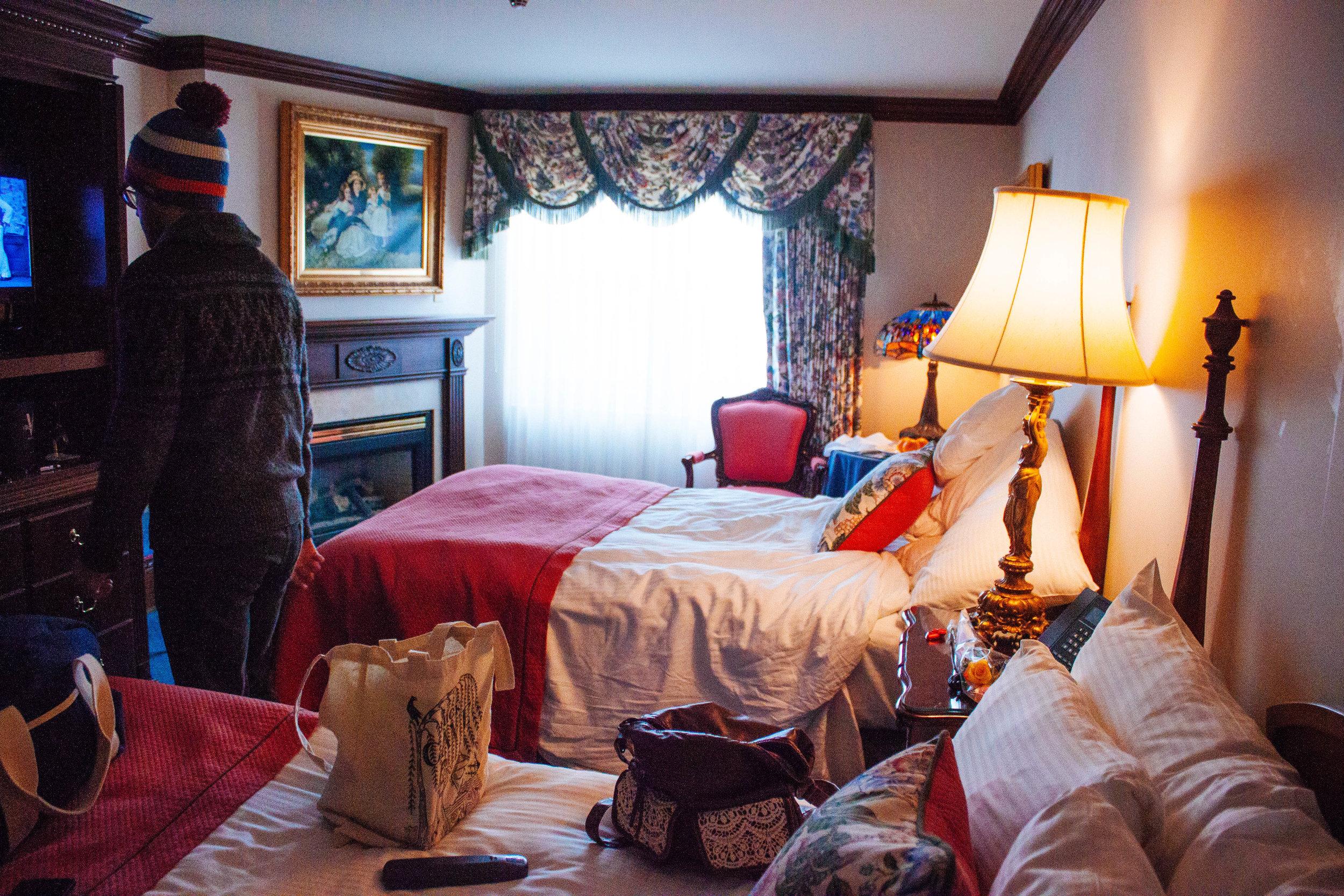 Niagara on the Lake Price of Wales Hotel