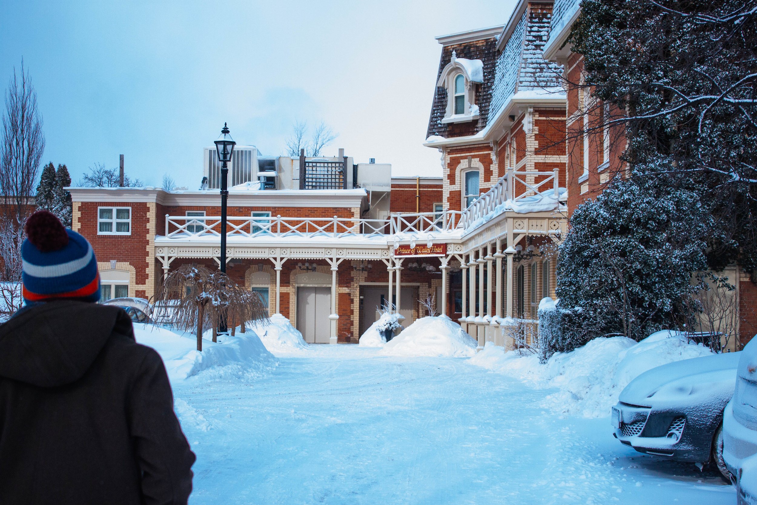 Niagara on the Lake Prince of Wales Hotel