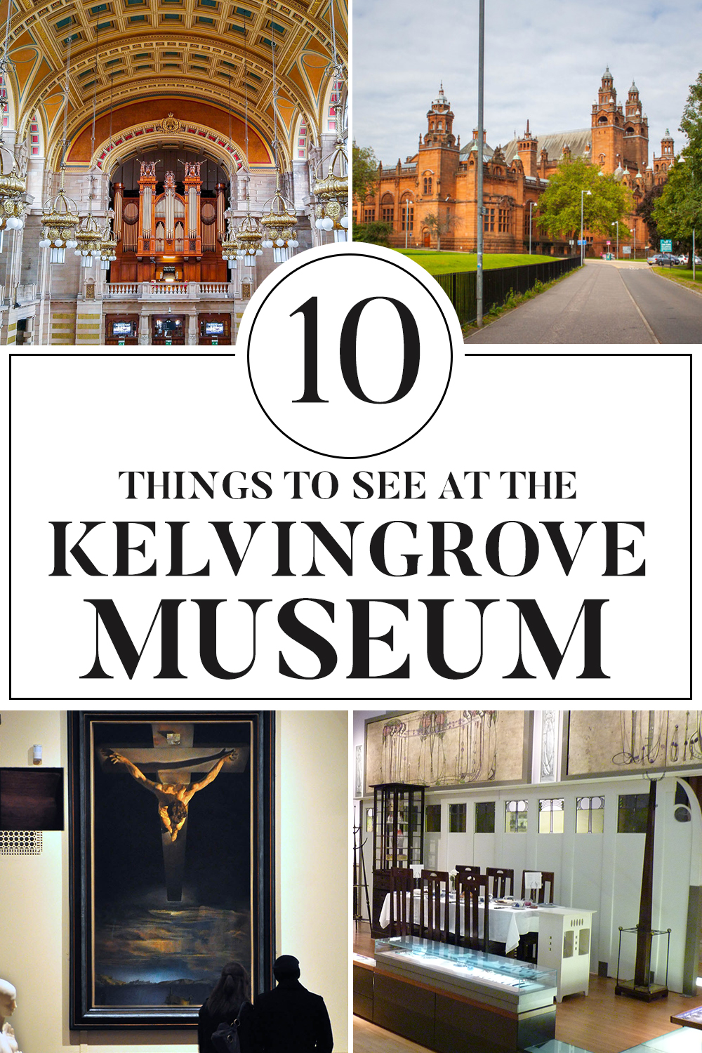 10 Things to See and Do at the Kelvingrove Museum