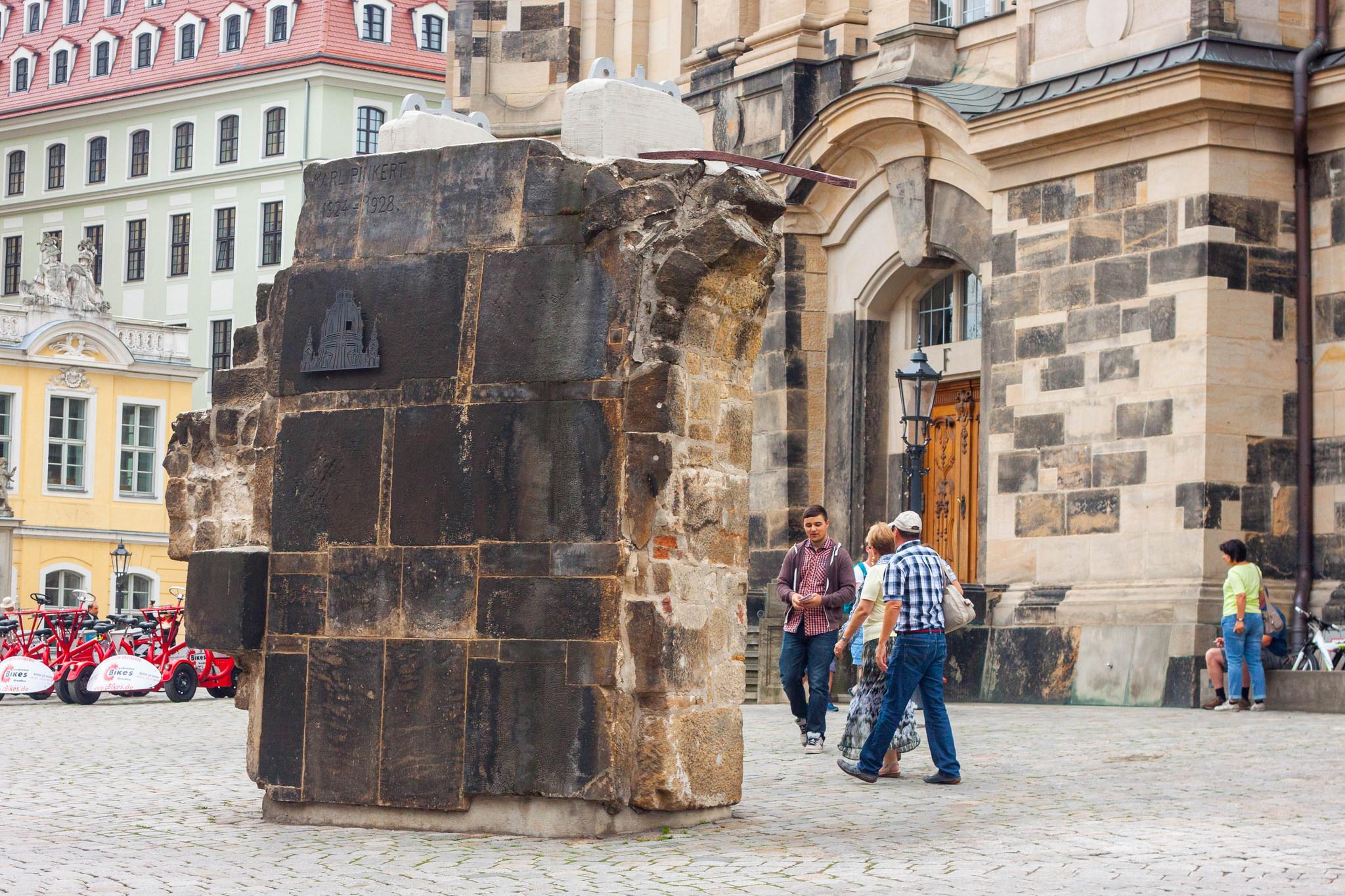 Guide to Dresden Frauenkirche