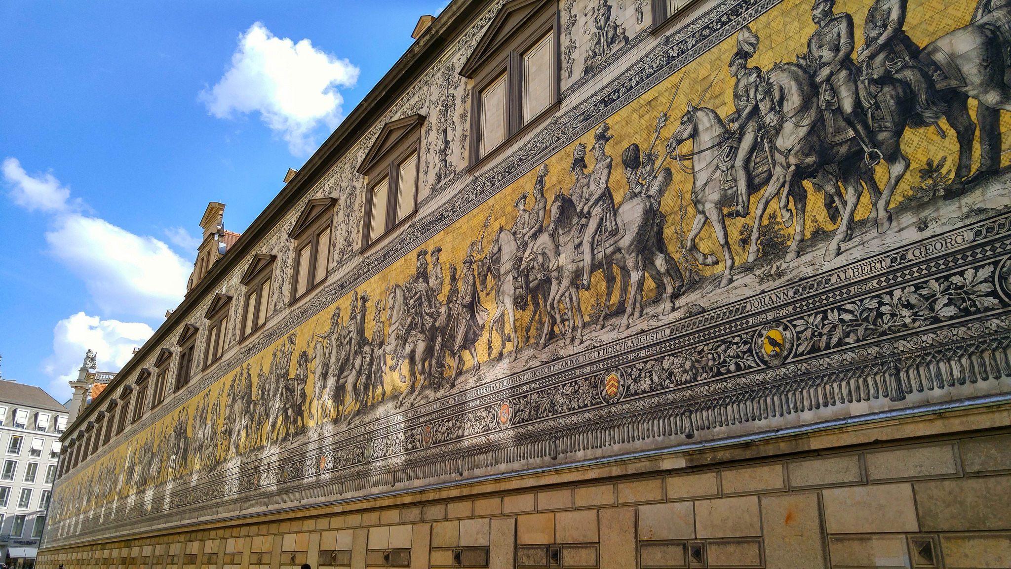 Guide to Dresden's Procession of Princes