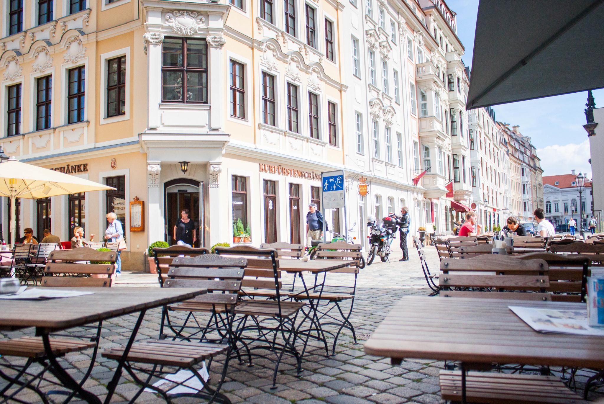 Guide to Dresden Neumarkt
