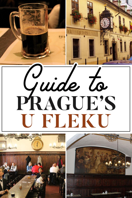 U Fleku Where to Eat in Prague