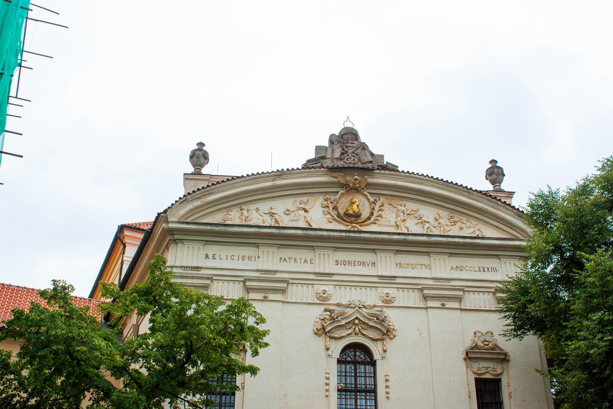 Guide to the Strahov Monastery Library, Prague