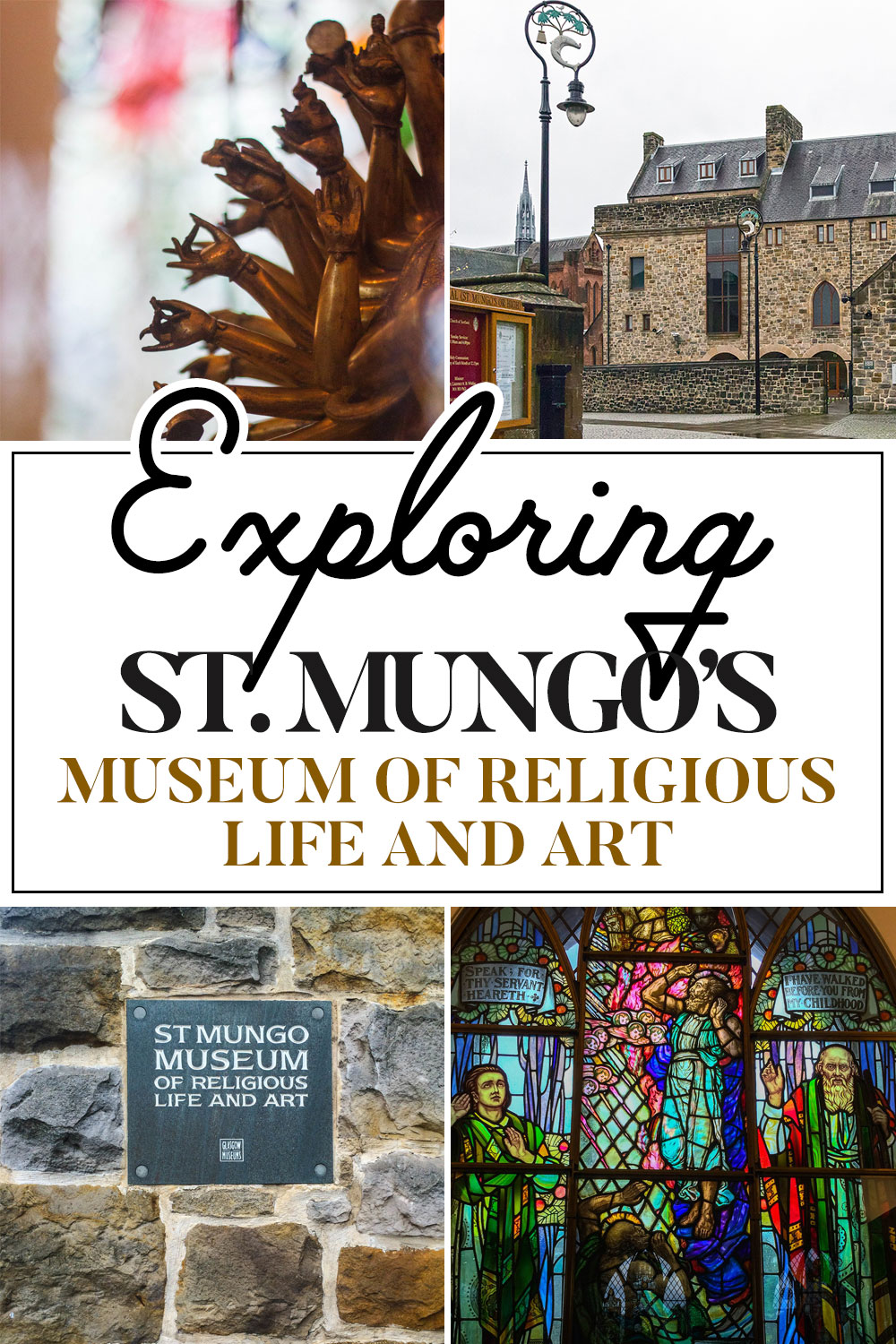 Exploring St. Mungo Museum of Religious Life and Art