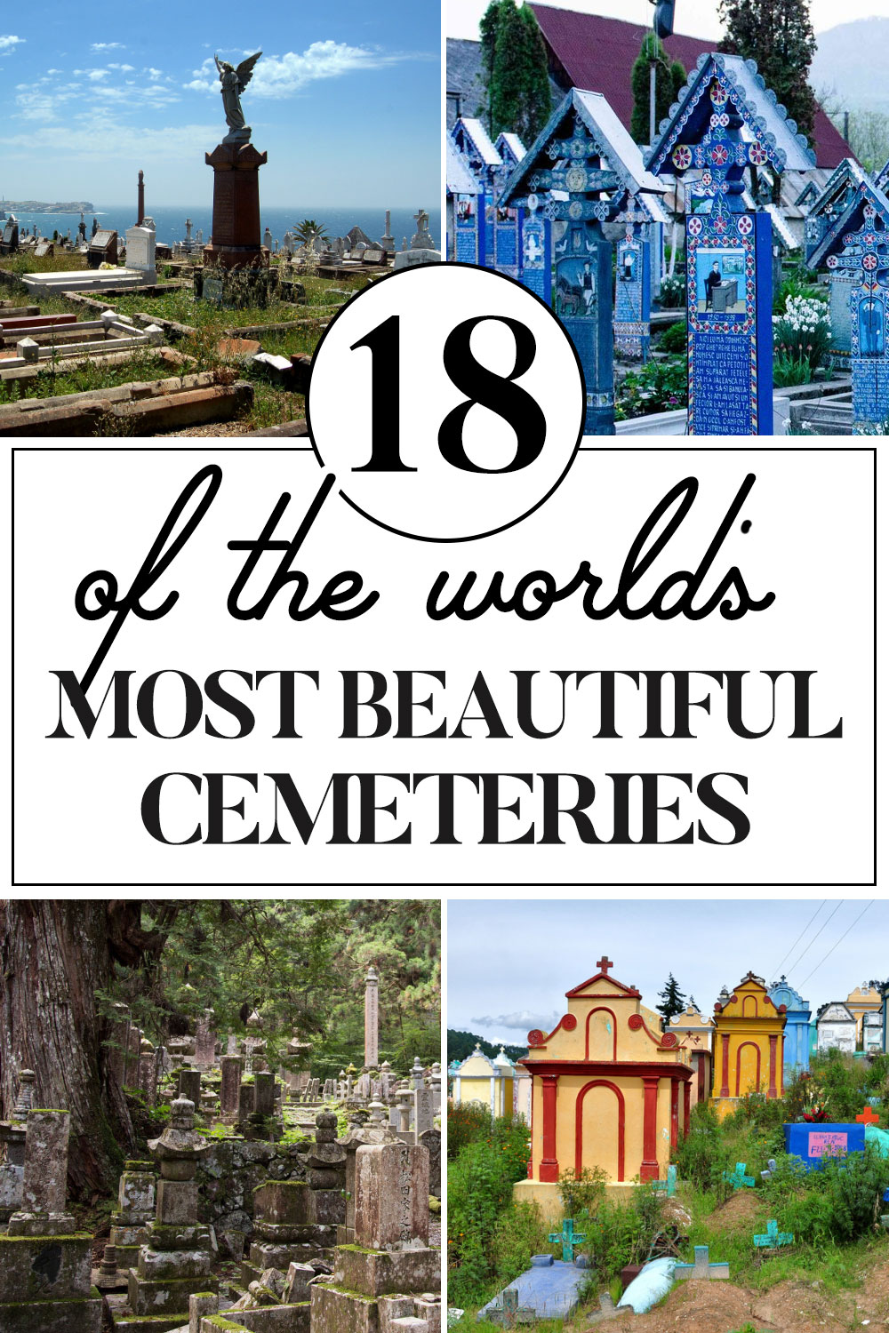 18 of the World's Most Beautiful Cemeteries