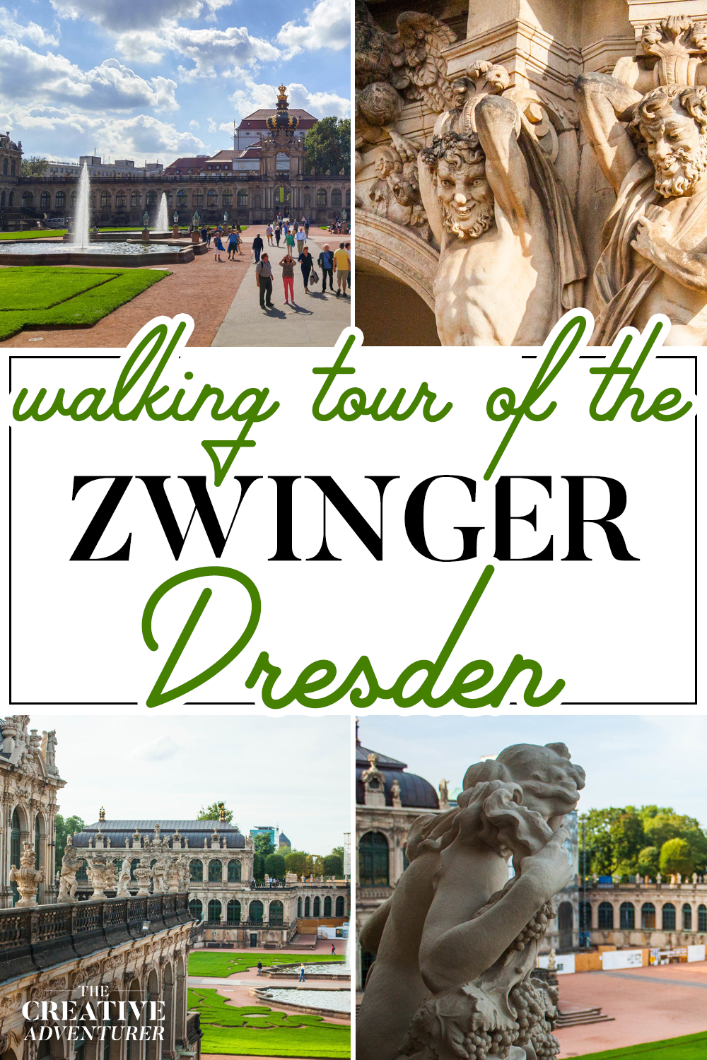 GUIDE TO THE ZWINGER, DRESDEN